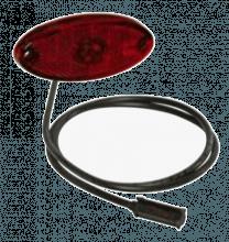 Aspock Flatpoint 2 LED Rood