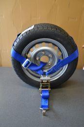 Spanband voor autotransporter Y-Model 2000 daN