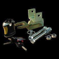 Doublelock AV50 onderbouwslot voor Avonride koppeling