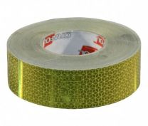 Reflecterende Tape Geel