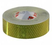 Reflecterende Tape Geel Per Meter
