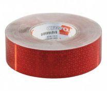 Reflecterende Tape Rood Per Meter