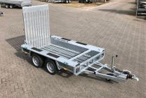 Henra MG352512 Schaarlift Transporter 249x120cm 3500kg