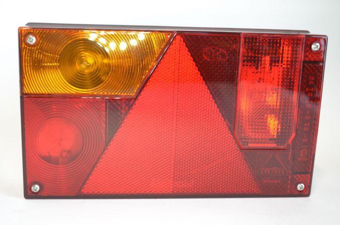 Aspock Multipoint 1 achterlicht links