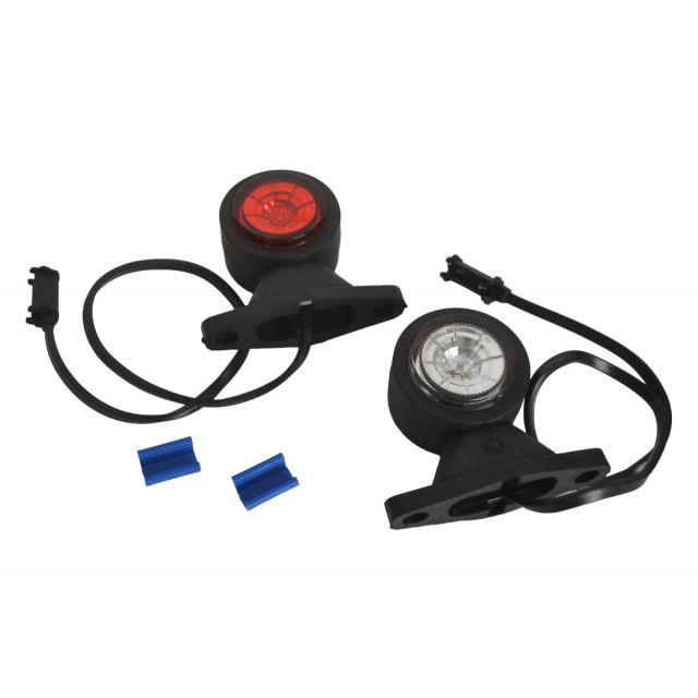Fristom breedtelicht FT-009A LED per set