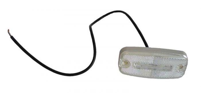 Breedtelicht opbouw wit LED