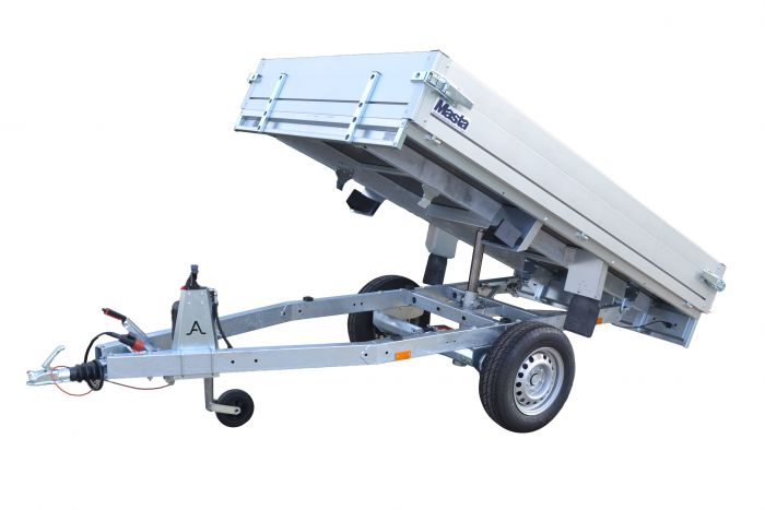 Anssems KLTB 1350kg 251x150cm Aanhangwagen Kipper