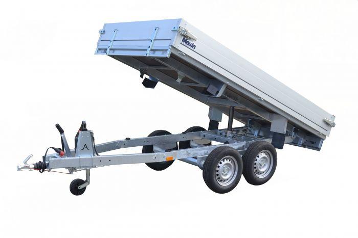Anssems KLTT 2000kg 305x150cm Basic Aanhangwagen Kipper