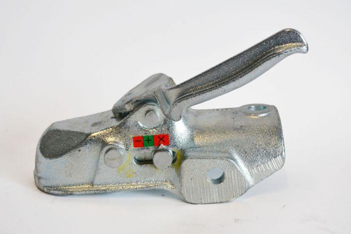 ALBE koppeling geremd R65 3500kg met zijdelingse handgreep