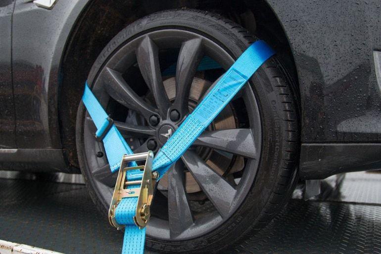 Autotransport spanband Y-model