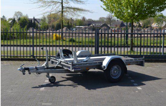 Motor trailer voor 2 motors huren in Noord-Brabant