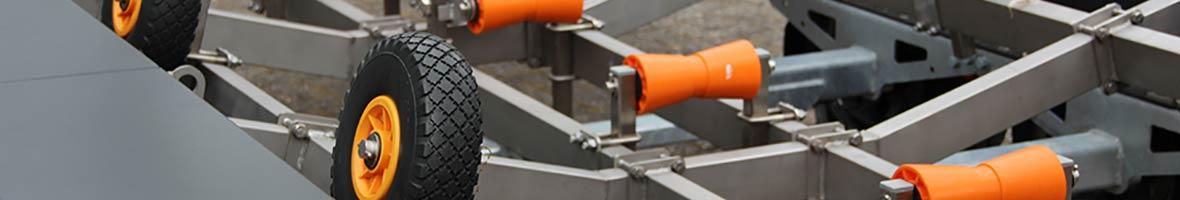 Boottrailer onderdelen
