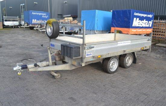 Kipper aanhangwagen huren in Sint-Oedenrode