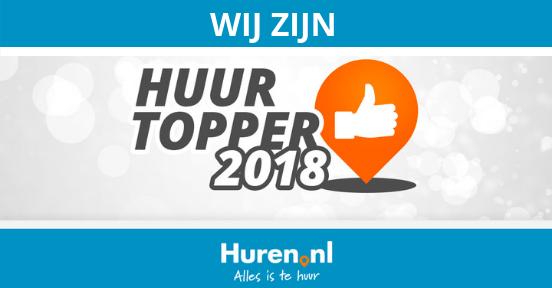 Masta Aanhangwagens Huurtopper 2018