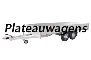 Plateauwagens