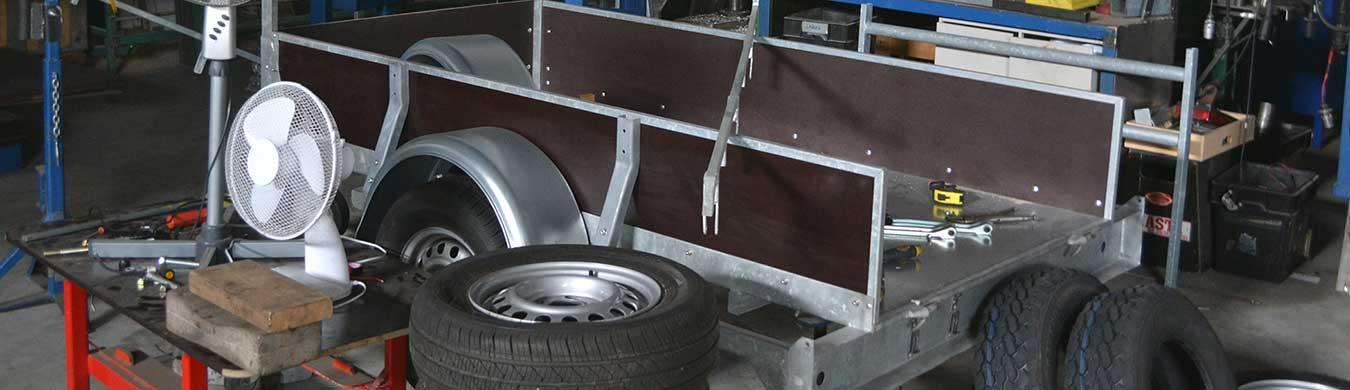 Onderhoud Masta Aanhangwagens