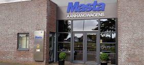 Fysieke winkel Masta