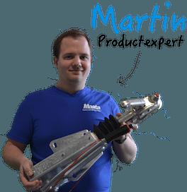 Martin: Aanhangwagen onderdelen specialist
