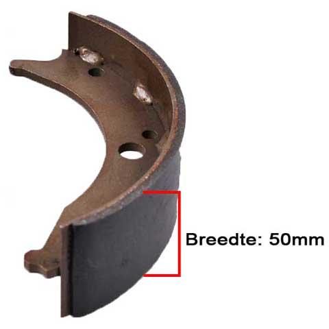 Remschoen 50mm breedte