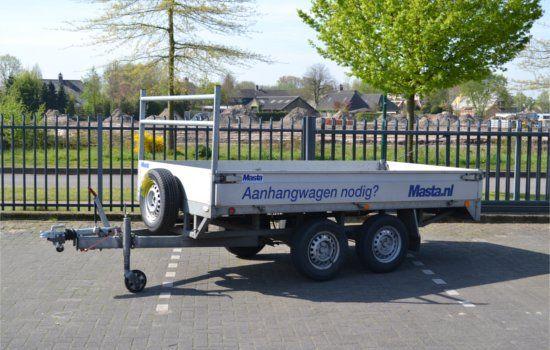 Plateauwagen huren in Sint-Oedenrode